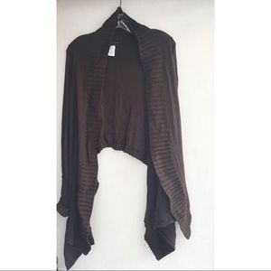 BCBG MAC Azria Wrap Sweater